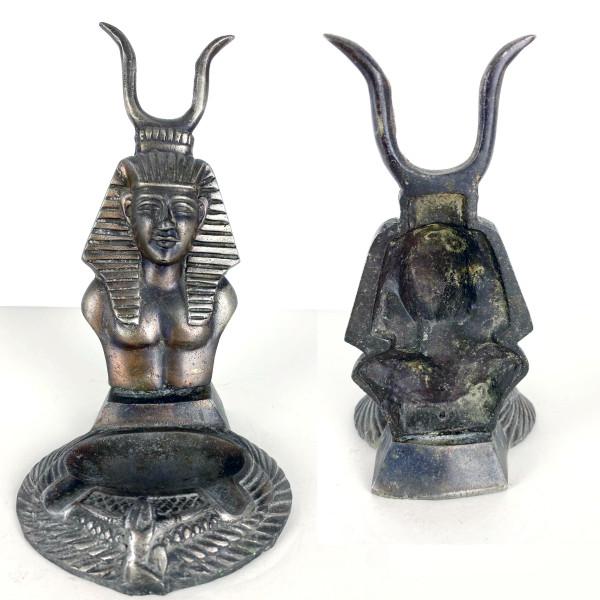 5078 - Metal Egyptian Ashtray