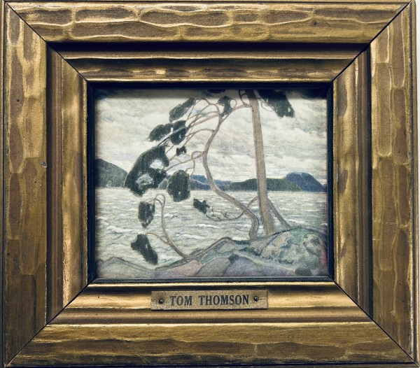 3107 - The West Wind (Reproduction) by Tom Thomson