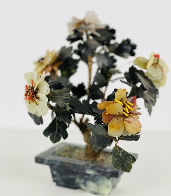 5142 - Jade flowers