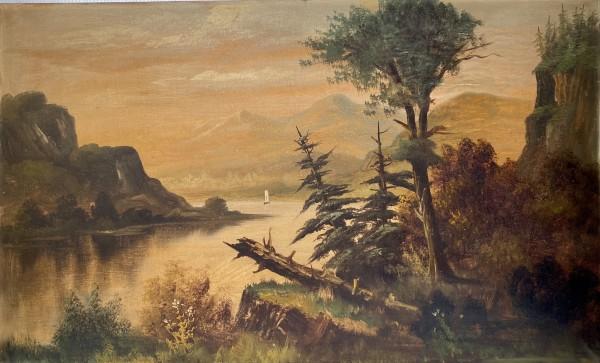1103 - Lake L. by Unknown
