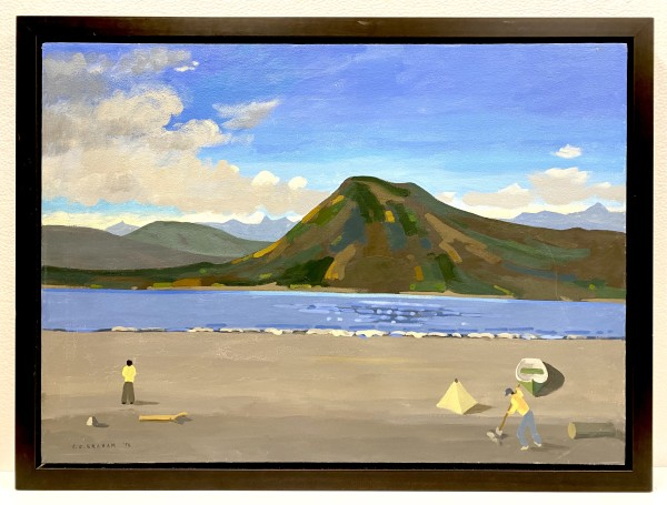 0367 - On the Inlet by Colin Graham ( 1915 - 2010)