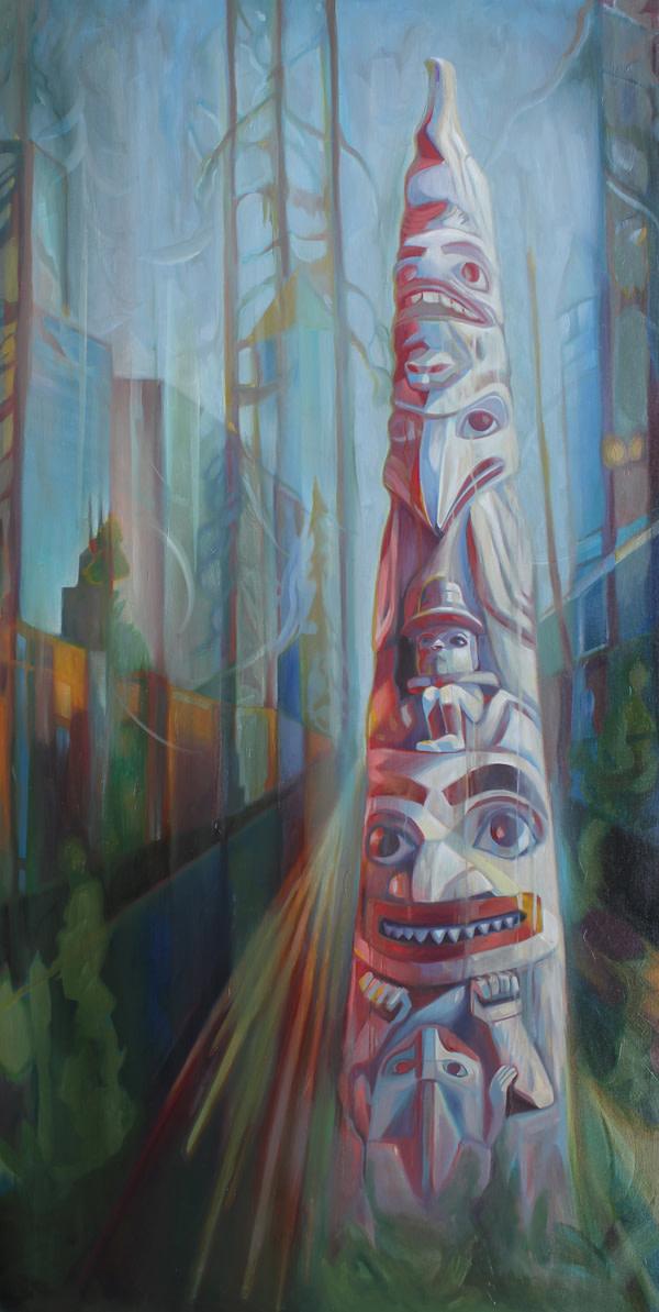 0370 - Totems by Amelia Alcock-White
