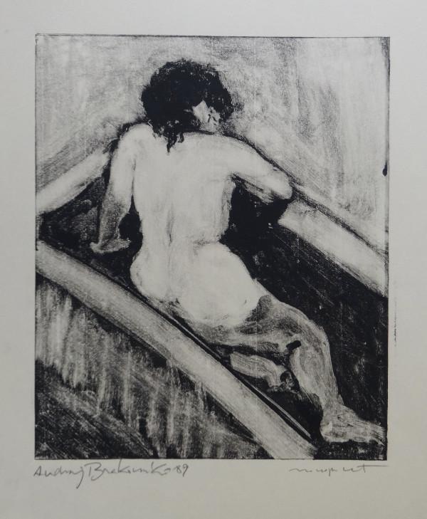 3005 - Nude study by Andrzej Brakoniecki