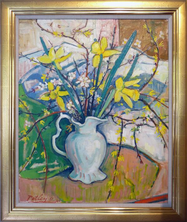 0203 - A Spring Bouquet by Llewellyn Petley-Jones (1908-1986)