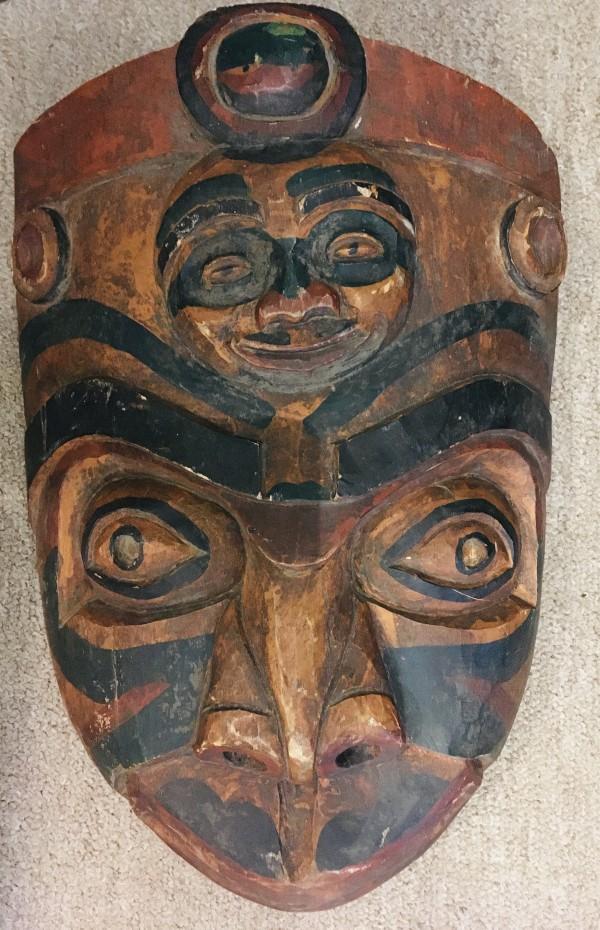 4061 - Aboriginal Mask