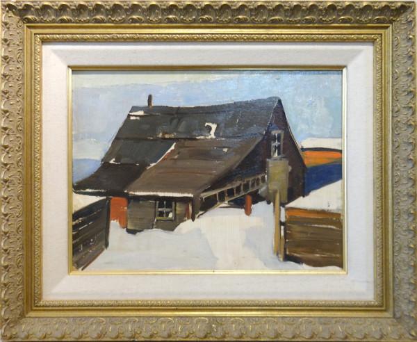 0204 - Alf Blythe's House by Llewellyn Petley-Jones (1908-1986)