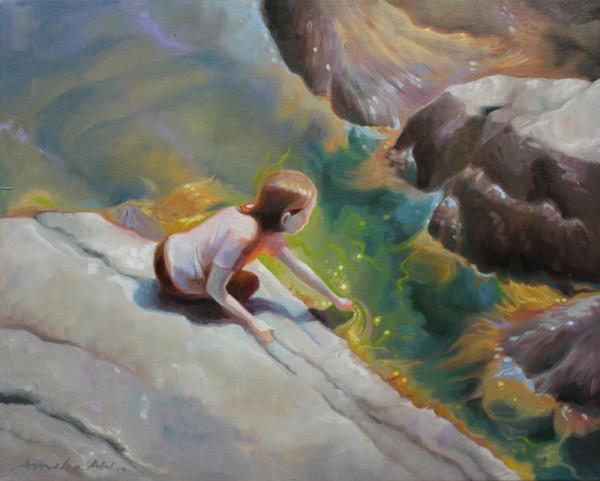 0383 - Buried Treasure by Amelia Alcock-White