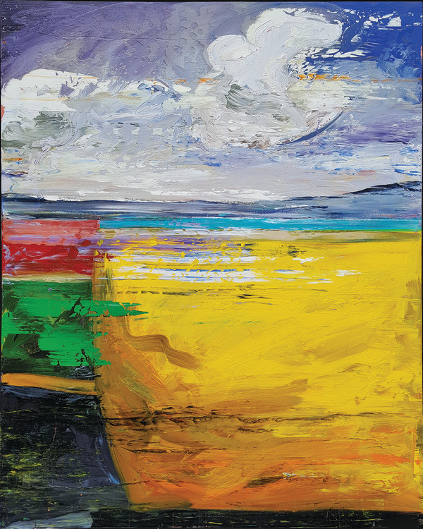 0341 - Approaching Green by Matt Petley-Jones
