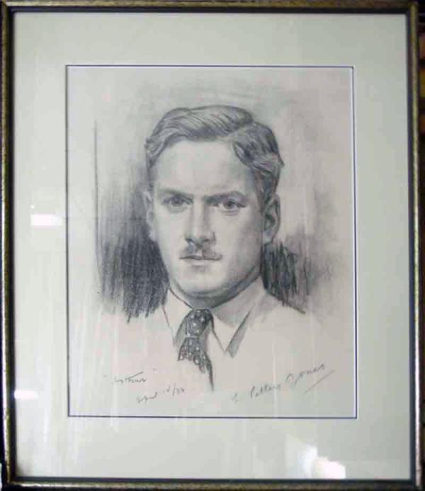 2213 - Arthur by Llewellyn Petley-Jones (1908-1986)