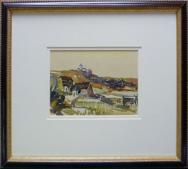 2316 - Brown Hill by Llewellyn Petley-Jones (1908-1986)
