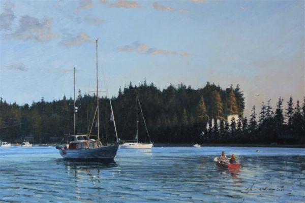 1281 - Buccaneer Bay by John Horton (FCA, CSMA)