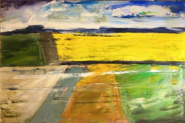 1968 - Distant Yellow by Matt Petley-Jones