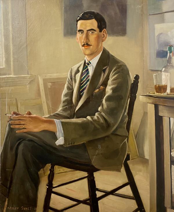 0242 - Richard MacDonald by Llewellyn Petley-Jones (1908-1986)