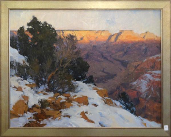 0744 - Winter's Edge by Bill Cramer