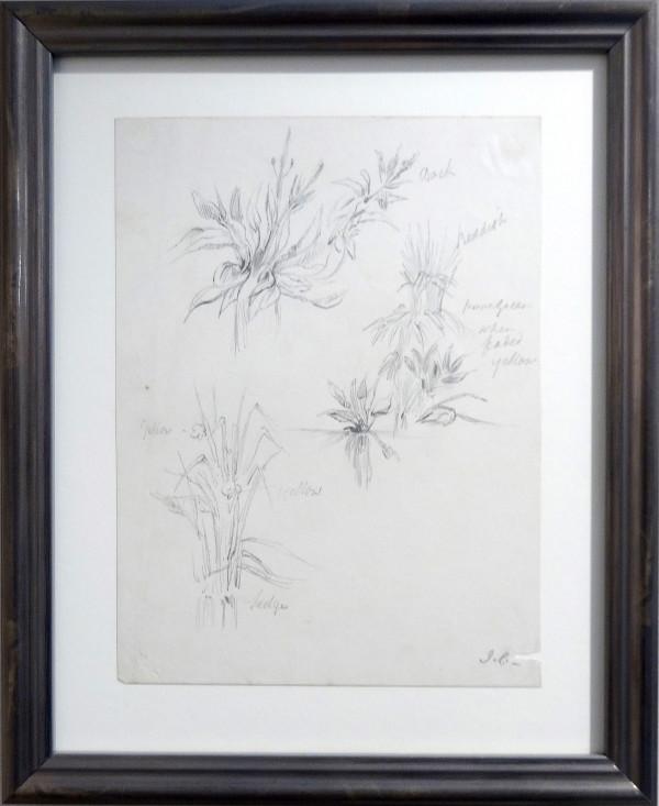 2498 - Sketchbook Study by James Pattison Cockburn (1778-1847)