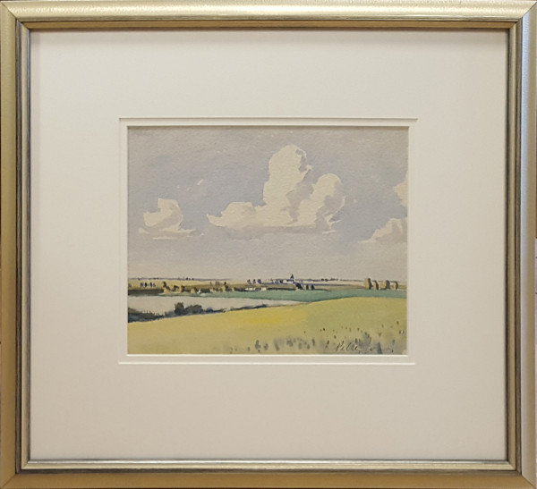2318 - Cumulus Cloud by Llewellyn Petley-Jones (1908-1986)