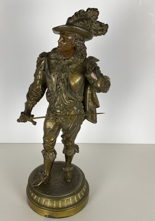 5071 - Brass Don Juan Sculpture