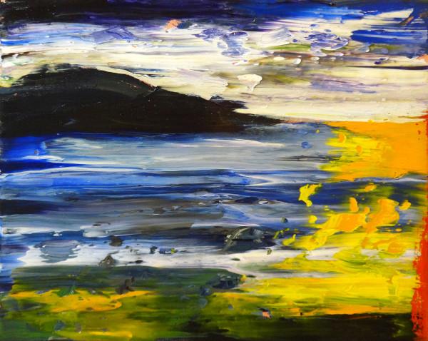 0670 - Dark Bay by Matt Petley-Jones