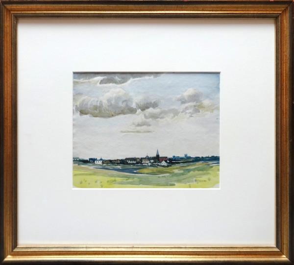 2320 - Distant View of Strathmore by Llewellyn Petley-Jones (1908-1986)