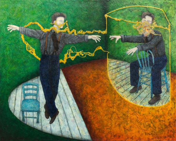 DOPPELGANGER V by Duncan Regehr