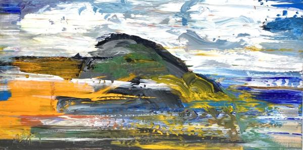 1259 - Abrupt Coast by Matt Petley-Jones