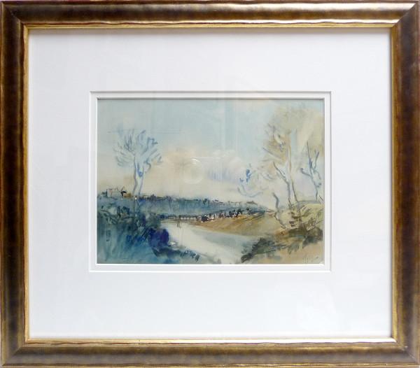 2325 - Enchanted Chalet by Llewellyn Petley-Jones (1908-1986)