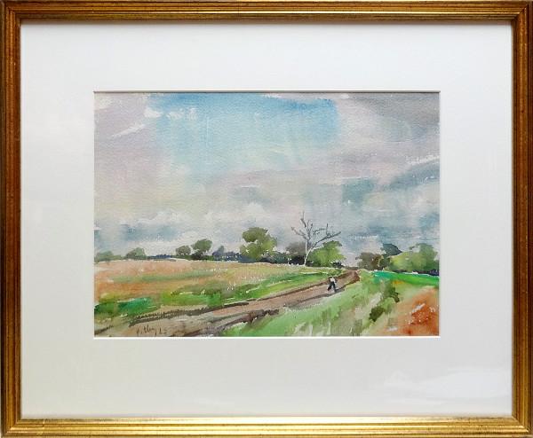 2441 - English Pathway 1967 by Llewellyn Petley-Jones (1908-1986)
