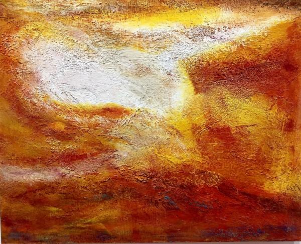 1164 - Eruption by Barbara Arnold
