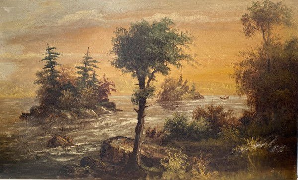 1101 - Rapids St. Lawrence by Unknown