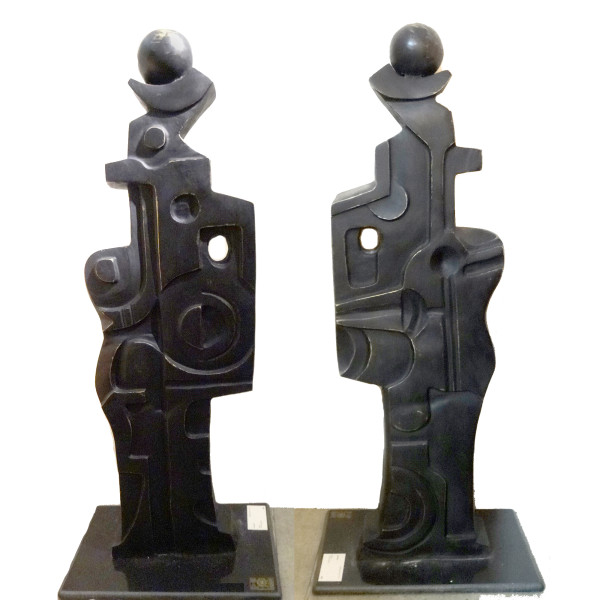 4031 - Bronze #31 by Fahri ALDIN