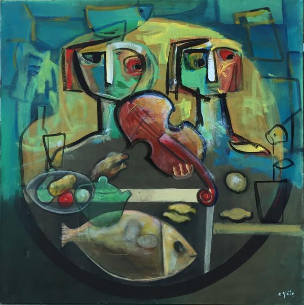 0729 - A Creative Feast #11 by Fahri ALDIN