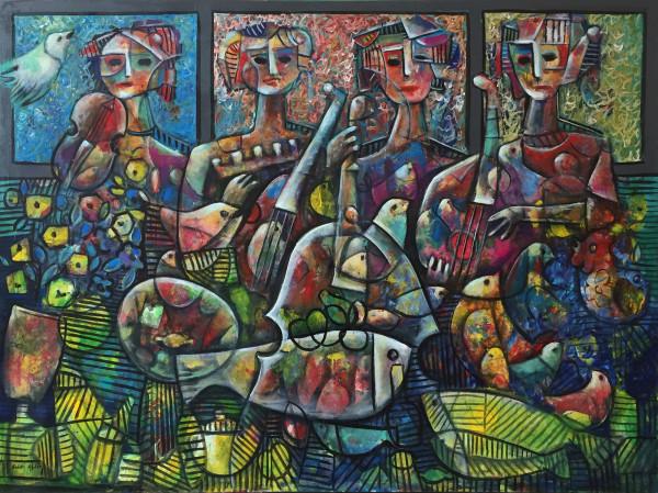 0975 - A Creative Feast #12 by Fahri ALDIN