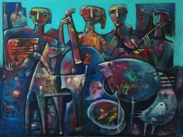 0971 - A Creative Feast #13 by Fahri ALDIN