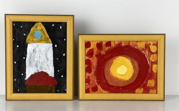 3500 - Blazing Sun and Rocket by FamJam Studios