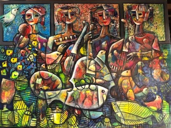 0658 - A Creative Feast by Fahri ALDIN