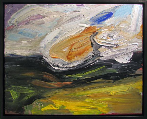0433 - Forceful Scape by Matt Petley-Jones