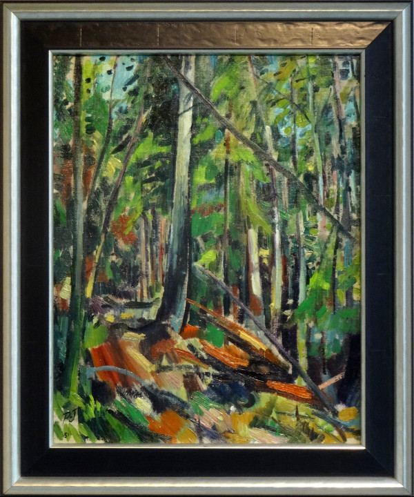 0813 - Forest Horseshoe Bay by Llewellyn Petley-Jones (1908-1986)