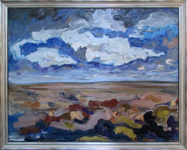 0435 - Fragmented Prairie by Matt Petley-Jones