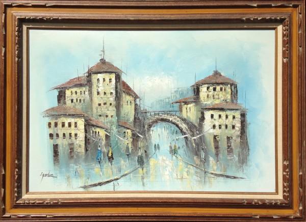 0921 - Town Arch by L. Ganio