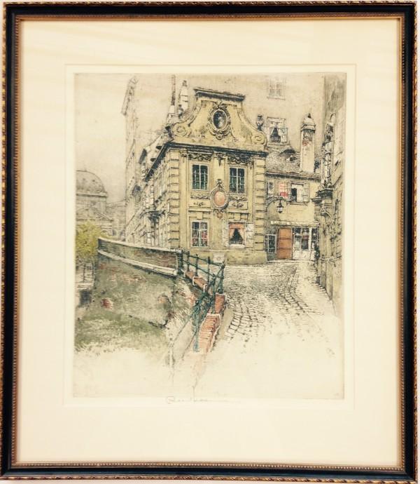 2448 - Antique Buildings
