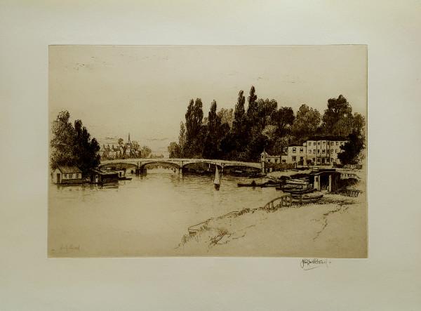 2542 - Untitled by John Fullwood (1854-1931)