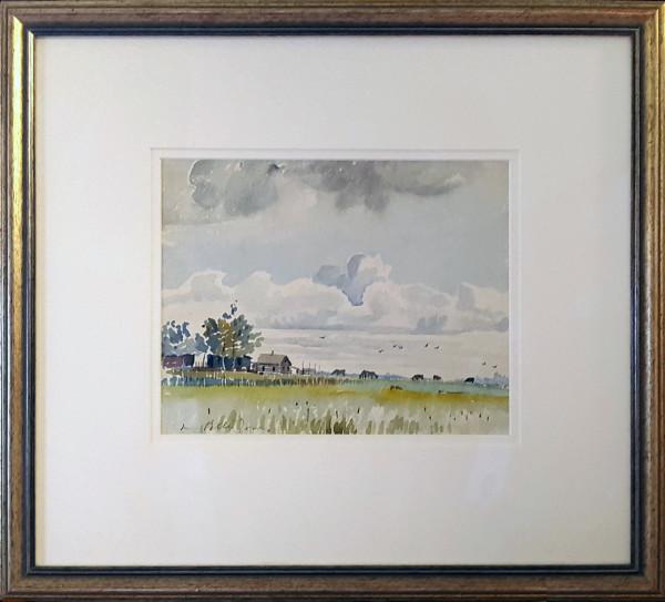 2331 - Grey Cloud by Llewellyn Petley-Jones (1908-1986)