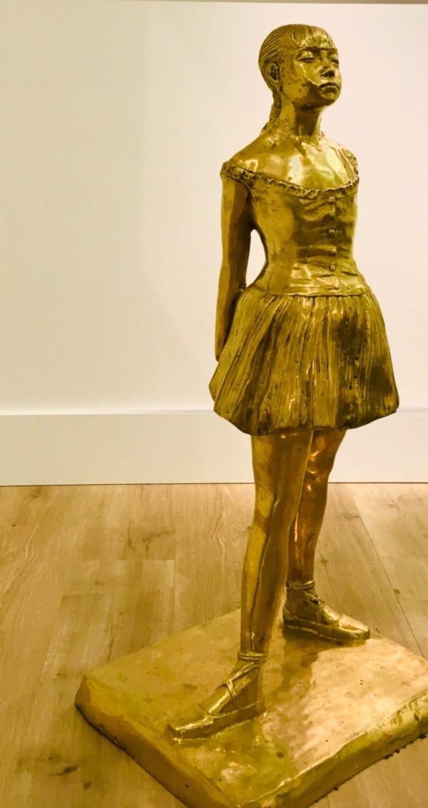 4054 - La Petite Danseuse de Quatorze Ans by After Degas