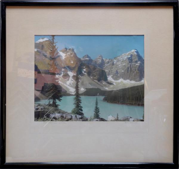 3008 - Moraine Lake by Byron Harmon