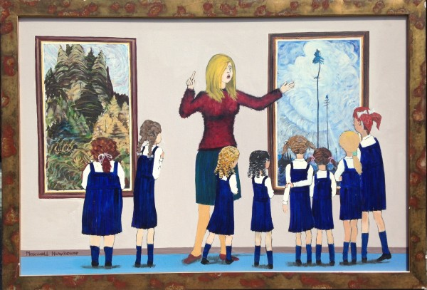 0959 - Private Girls School With Emily Carr by Maxwell Newhouse