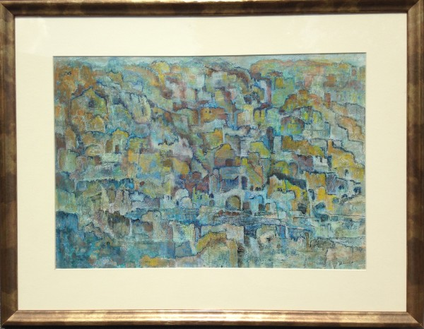 2752 - Mediterranean Dwellings by Diana
