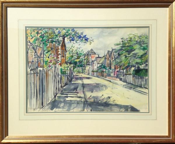 2790 - Rosemont Road, 1960 by Llewellyn Petley-Jones (1908-1986)