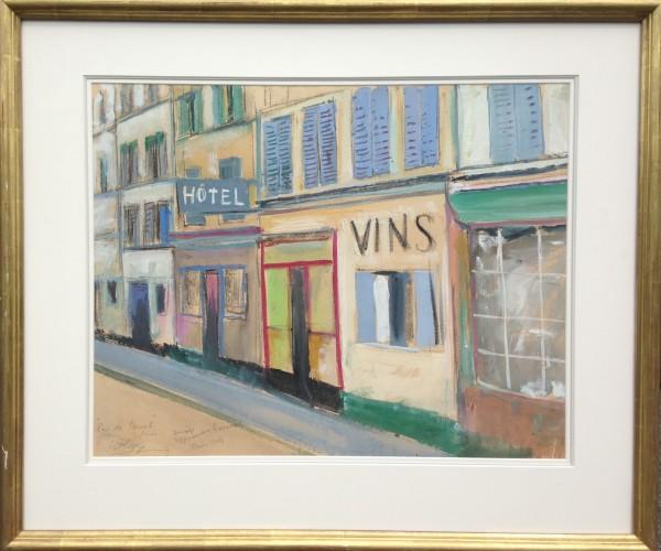 2410 - Rue de Perrel by Llewellyn Petley-Jones (1908-1986)