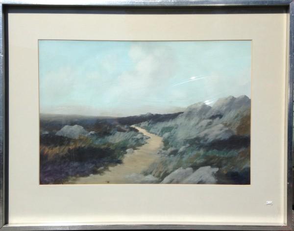 2775 - River Landscape #1 by S. Barker