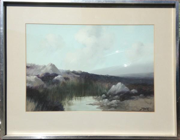 2776 - River Landscape #2 by S. Barker